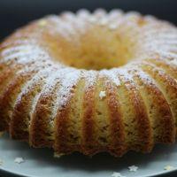 Cake moelleux au citron de Pierre Hermé.
