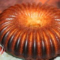 Reggia silikomart : gâteau au yaourt aux poires et aux quatre épices.
