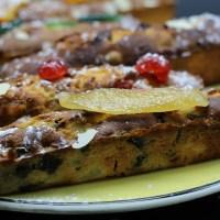 Cakes longs sucrés Tutti Fruti.