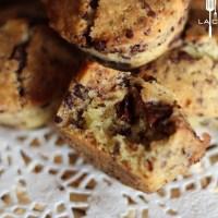 Cookies - muffins au chocolat